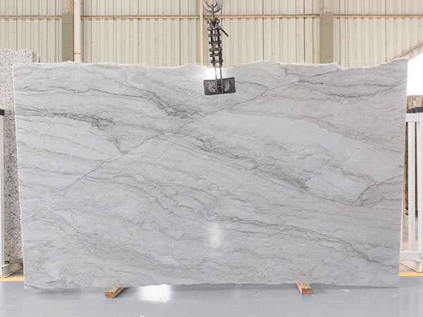 White Pearl Slab Global Natural Resources